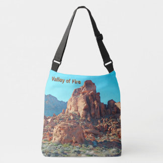 Valley of Fire State Park Crossbody Bag