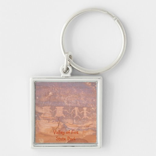 Valley of Fire State Park Keychain