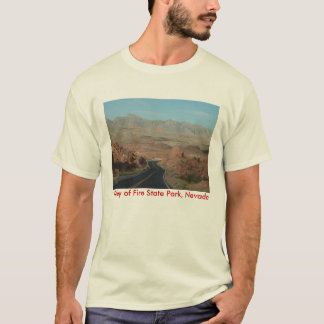 Valley of Fire State Park T-Shirt