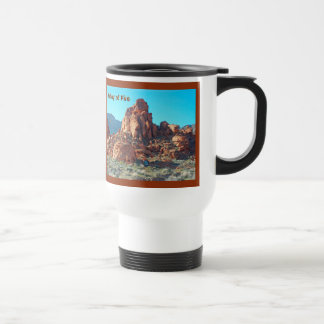 Valley of Fire State Park Travel Mug