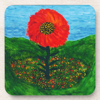 Valley of Flowers Coaster Set
