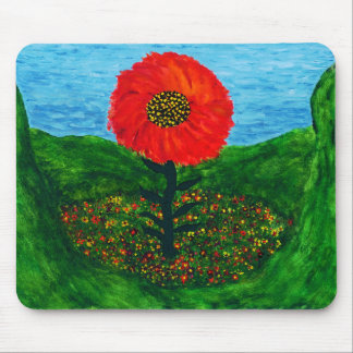 Valley of Flowers Mouse Pad