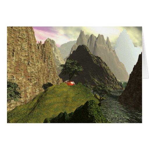 Valley of Pha-e-gar Card