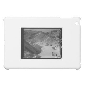 Valley of Royal Tombs, Showing Tutankhaman c. 1936 iPad Mini Case