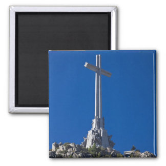 Valley of the fallen, monument magnet
