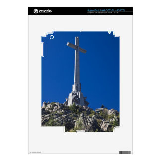 Valley of the fallen, monument skins for iPad 3