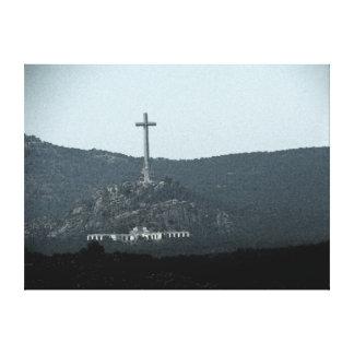 Valley of the Fallen(Valle de los Caídos) Canvas Print