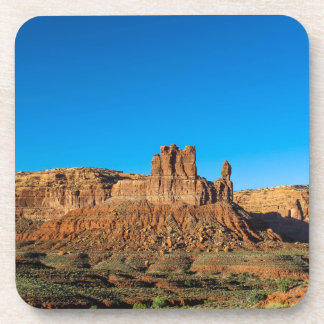 Valley of the Gods Blue Skies Butte Beverage Coaster