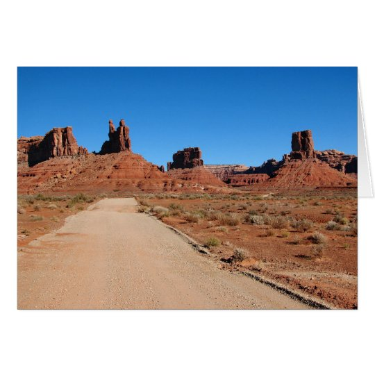 Valley of the Gods Card