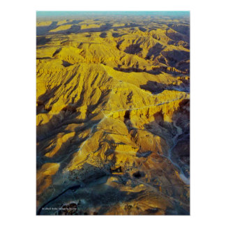 Valley of The Kings, Egypt - Canvas Print