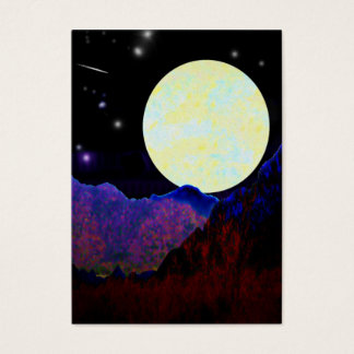 Valley of the Moon ATC Business Card
