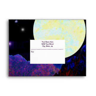 Valley of the Moon Envelope