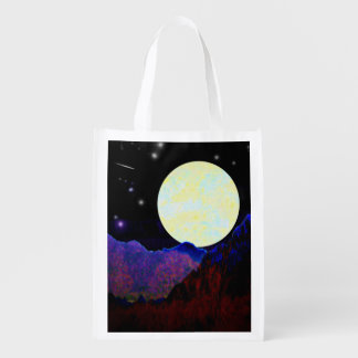 Valley of the Moon Grocery Bag