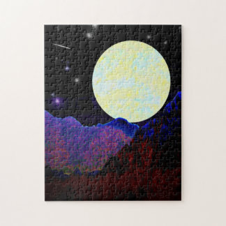 Valley of the Moon Jigsaw Puzzle