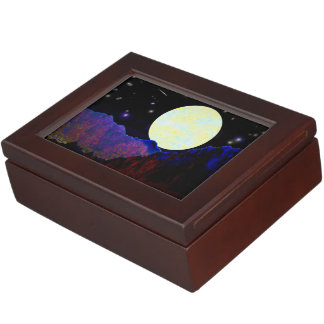 Valley of the Moon Keepsake Box