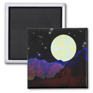 Valley of the Moon Magnet
