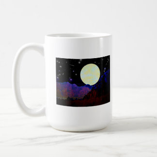 Valley of the Moon ODAT Classic White Coffee Mug