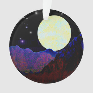 Valley of the Moon Ornament