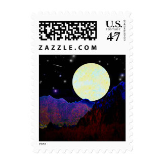 Valley of the Moon Postage