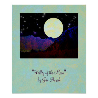 Valley of the Moon Poster