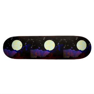 Valley of the Moon Skateboard Deck
