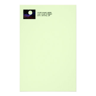 Valley of the Moon Stationery