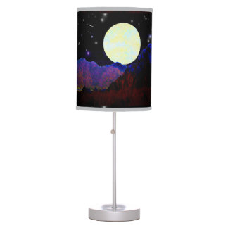 Valley of the Moon Table Lamp
