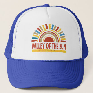 Valley of the Sun Arizona Trucker Hat
