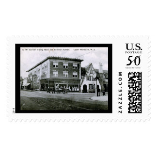 Valley Rd., Montclair, New Jersey Vintage Postage