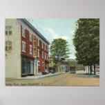 Valley Rd., Upper Montclair NJ 1911 Vintage Poster
