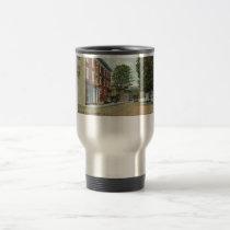 Valley Rd., Upper Montclair NJ 1911 Vintage Travel Mug