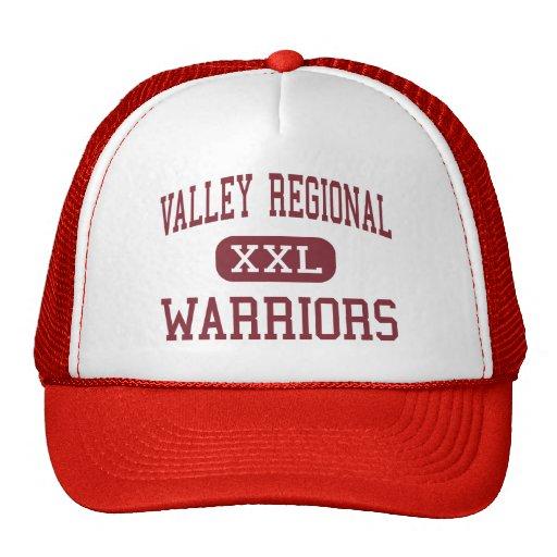 Valley Regional - Warriors - High - Deep River Mesh Hats
