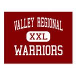 Valley Regional - Warriors - High - Deep River Post Cards