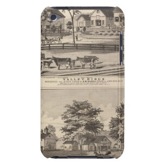 Valley Ridge and Buell residences iPod Touch Case-Mate Case