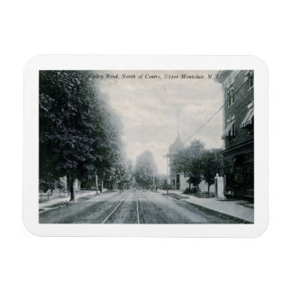 Valley Road, Upper Montclair NJ Vintage Magnet