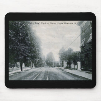 Valley Road, Upper Montclair NJ Vintage Mouse Pad