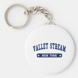 Valley Stream New York College Style tee shirts Keychains