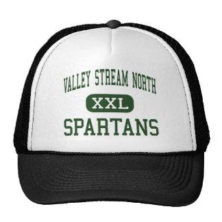 Valley Stream North - Spartans - Franklin Square Mesh Hats