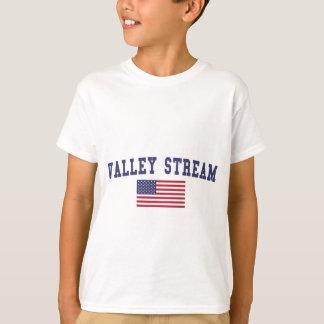 Valley Stream US Flag T-Shirt