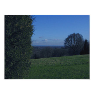 Valley View Print
