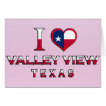 Valley View, Texas Card