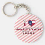 Valley View, Texas Key Chain