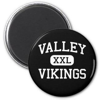 Valley - Vikings - High - New Kensington Magnet