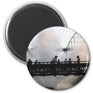 Valleyfair 2 Inch Round Magnet