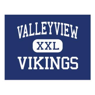 Valleyview - Vikings - Junior - Amarillo Texas Postcard