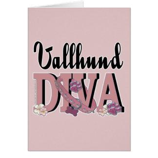 Vallhund DIVA Card