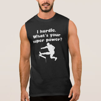 Vallo superpoder camisetas sin mangas