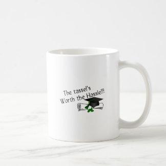 Valor de las borlas taza clásica