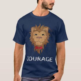Valor de un león playera