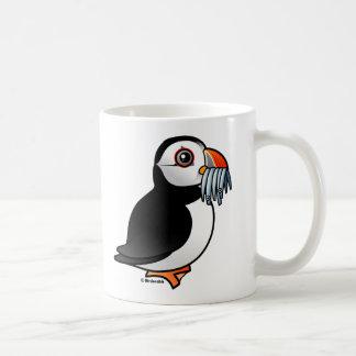 Valor del frailecillo taza de café
